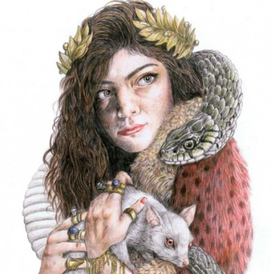lordebg 396x400 Get to Know New Zealand Singer Lorde