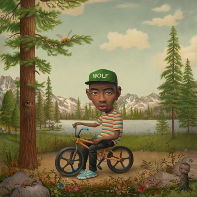 666 400x400 Tyler, The Creator Announces Release Date For New Album, Wolf