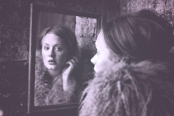 adele-mirror