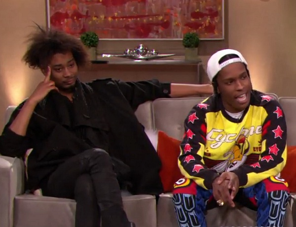 danny asap kathy Watch Danny Brown and A$AP Rocky on Kathy Griffins Show