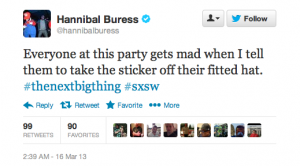 111237 300x166 The Week on Twitter: SXSW Edition