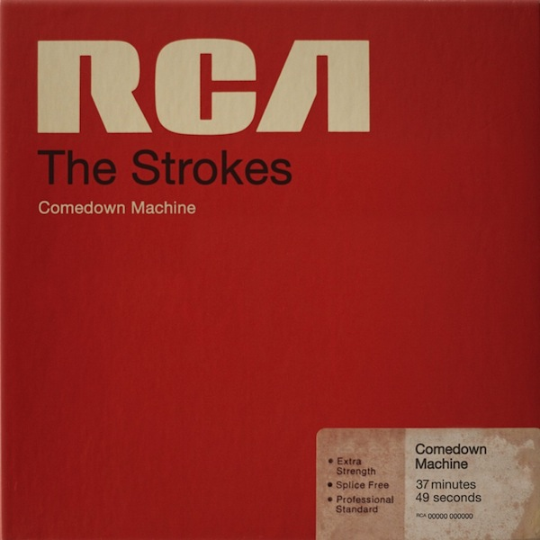 Comedown Machine Album Stream: The Strokes   Comedown Machine