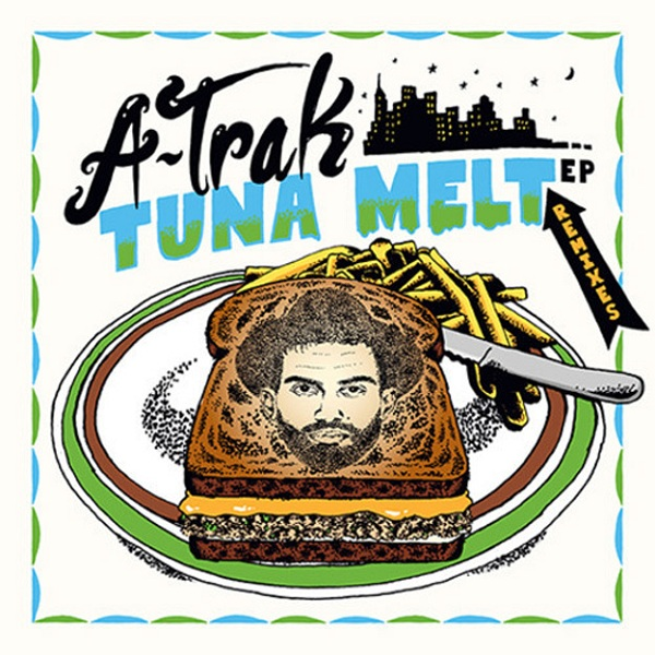 tuna melt remixes A Trak ft. GTA   Landline 2.0