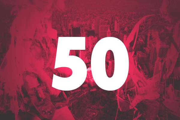 50NYCbands