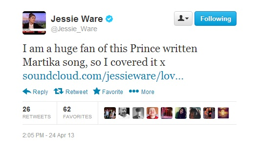 jessiewaretweet