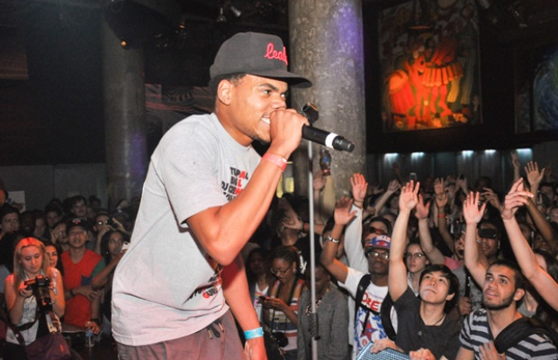 chance3432 620x400 The Best Performers in Rap Right Now