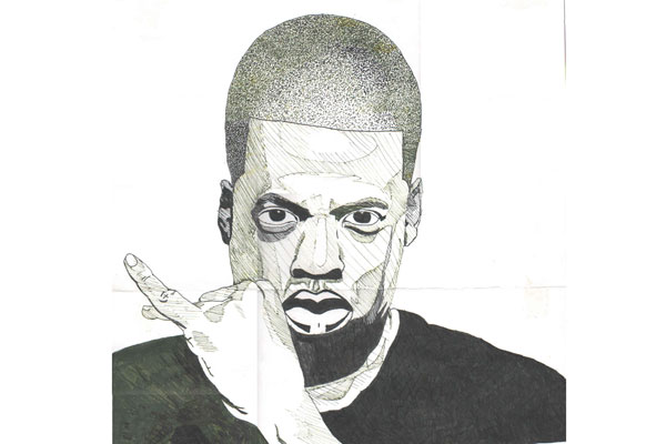 The Worst Jay Z Fan Art