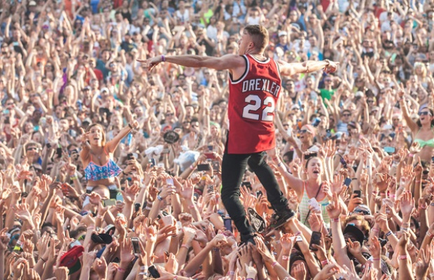 macklemore23325 620x400 The Best Performers in Rap Right Now