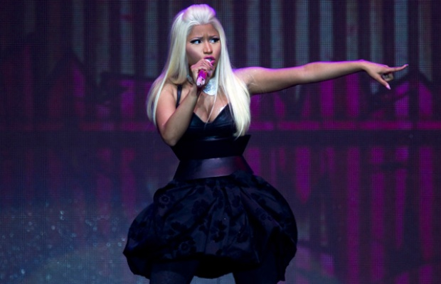 nicki32432 620x400 The Best Performers in Rap Right Now