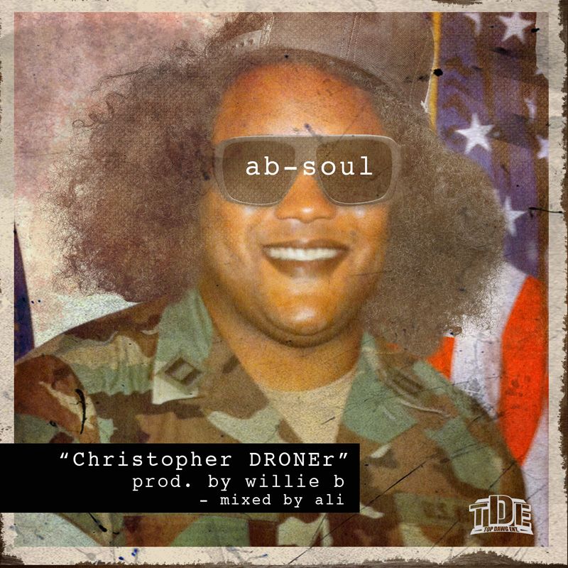 CD AB TDE1 Ab Soul   Christopher DRONEr