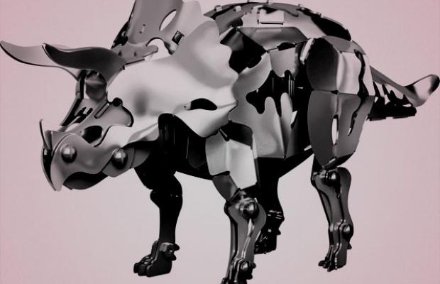 EDM-robot-triceratops