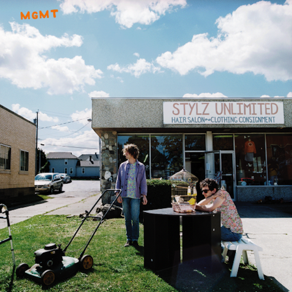 MGMT Album Cover