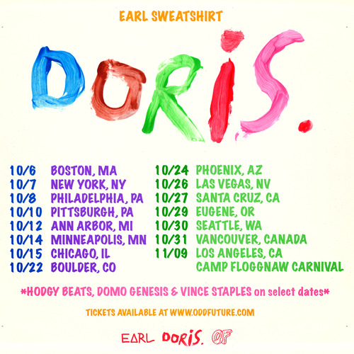 doris tour