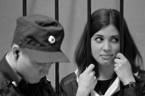 tolokonnikova Pussy Riot Is Starting A Hunger Strike