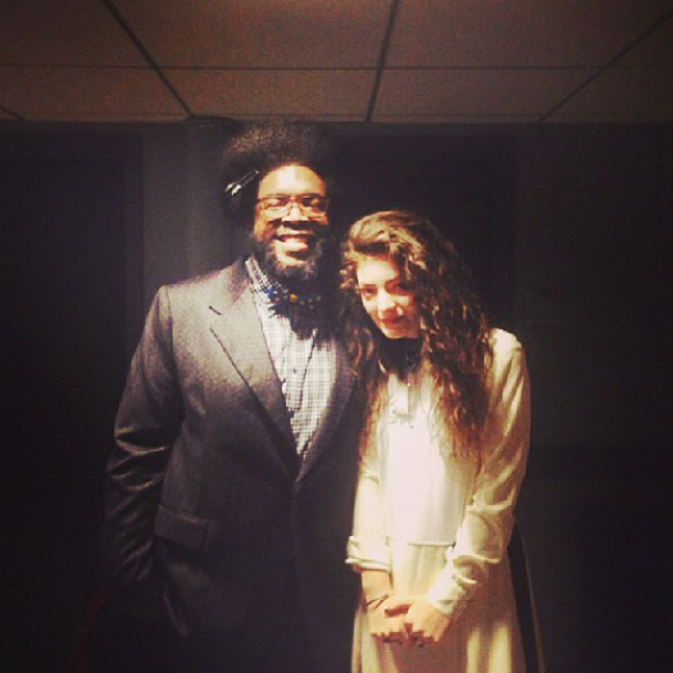 Image via Questlove on Instagram