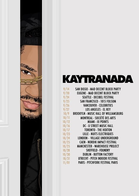 Image via Kaytranada on Facebook