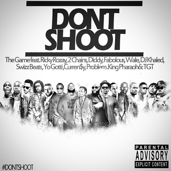 Don't Shoot The Game Micheal Brown