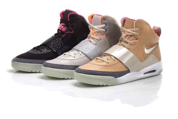 official photos 56981 7ffb7 The Air Yeezys Hip-hop and sneakers have always had a special relationship.  Whether it s Run DMC putting on for Adidas or Wale rapping about his Nike  boots, ...