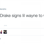 Theory: Lil Wayne's Signing With OVO