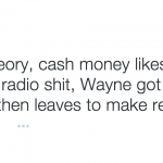 "Theory: Lil Wayne Wants To ""Make Real Music"""