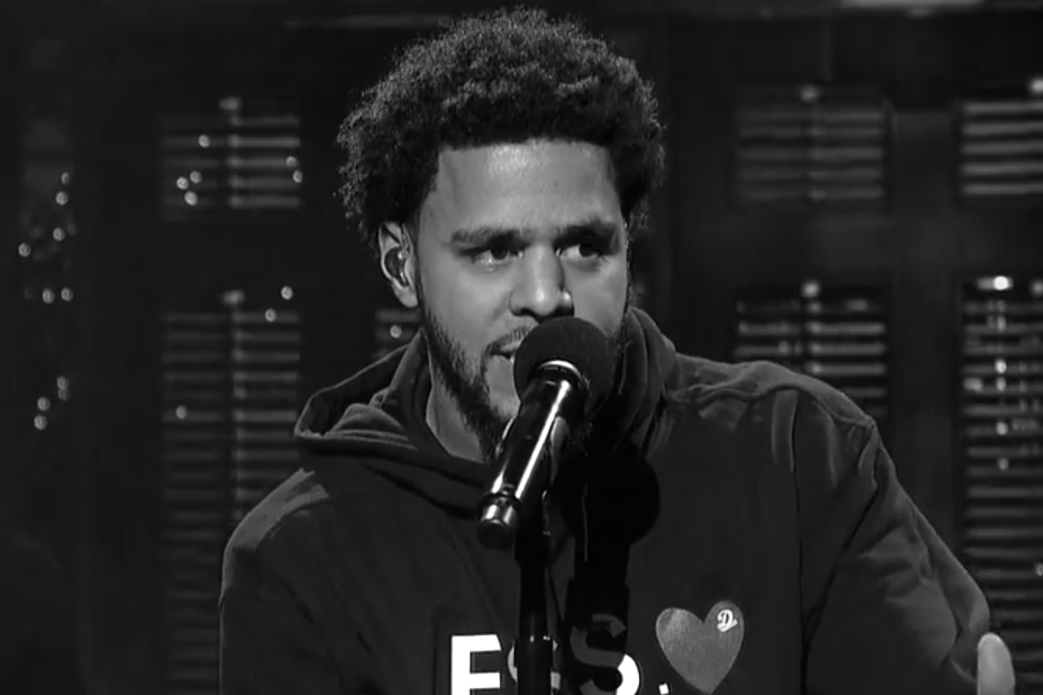 J Cole 2014 Hair Watch J. Cole's Emotio...