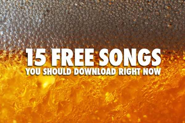 Download free music right now